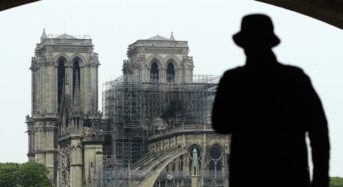 Donations have started pouring for Notre Dame Cathedral rebuilding