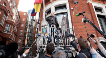 Ecuador dismisses WikiLeaks claim to expel Assange from Embassy