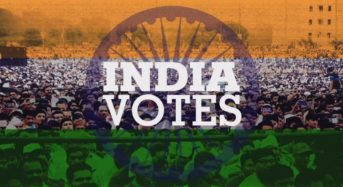 Fourth Phase Of Parliamentary Elections Underway In India