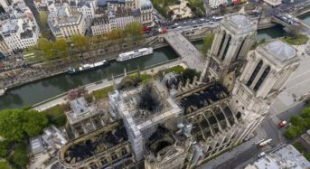 French president calls 1,300 experts to diagnose Notre Dame renovation
