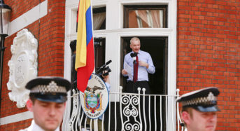 Julian Assange to be expelled from Ecuador embassy in London