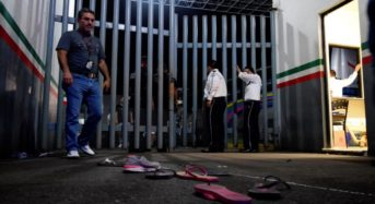 Migrants broke Mexico detention center over issues like food, sleeping space