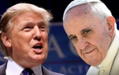 Pope criticizes Trump's border wall policy