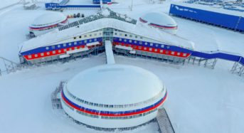 Russia's new Arctic military base to project power in the north fast nearing completion