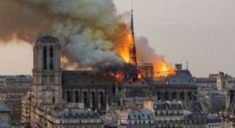 Short-circuit could be the cause of Notre Dame Cathedral fire: Police