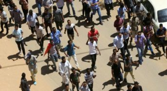 Sudanese protests second successive day demanding Bashir to step down