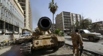 UN-backed Libyan government calls LNA's attack on airport a war crime
