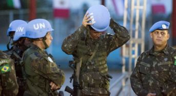 UN to wrap up peacekeeping mission in Haiti this October