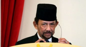 Under new Islamic criminal laws Brunei to punish gay sex with death stoning