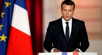 Election Campaign Suspended By French President And Other Political Parties