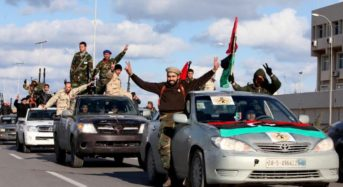 Libya on the brink of renewed civil war?