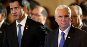 Mike Pence Requests UN To Appoint Guaido As Venezuela President