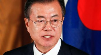 Moon Jae-in Is Expected To Face Tough Times Ahead