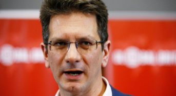 Steve Baker Warns About Voting Against Government