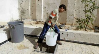 After two days water supplies resumed in Libyan capital Tripoli