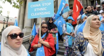 Chinese officials using app to keep tab on Uyghur Muslims as crackdown continues