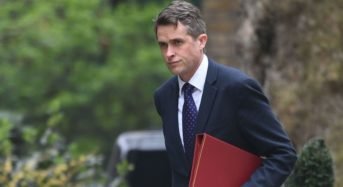 U.K. Prime Minister fires Defense Secretary Gavin Williamson over NSC leak on Huawei