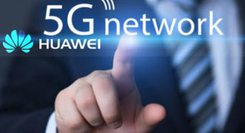 Trump bans Huawei from setting up 5G network in the US