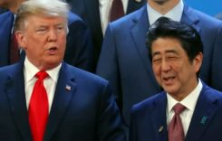Japan hit by moderate quake ahead of Trump's visit