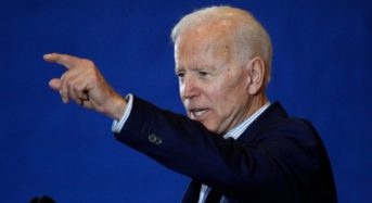 Joe Biden Emerges As The Clear Front-Runner For The 2020 Elections