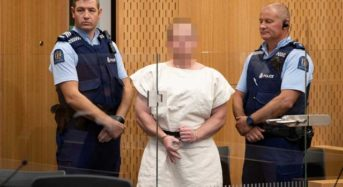 New Zealand mosque shooting suspect to be tried under anti-terror laws