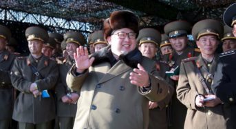 North Korea tests several unidentified short-range projectiles into East Sea