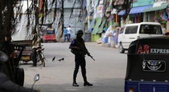 Sri Lanka urges people to surrender long knives, swords