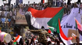 Sudan's military and protesters agree for three-year transitional period