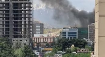 Taliban attacks Counterpart International building; 9 killed