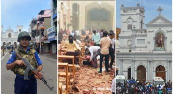 Terror outfits planning more attacks in Sri Lanka: Intelligence input