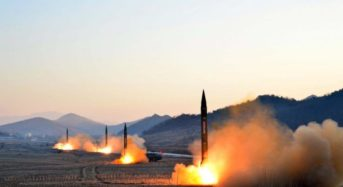 Two More Short Range Missiles Fired By North Korea