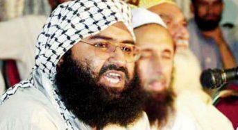 UN Bans Global Terrorist Masood Azhar After China Removes Objections