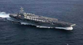 United States deploy warships in Middle East as a warning to Iran