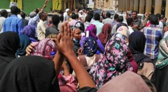 Women protesters were beaten, raped by Sudanese soldiers in fight to oust Bashir