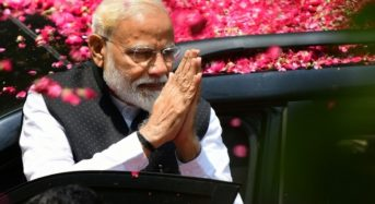 World Leaders Congratulate Narendra Modi As He Wins Second Term As Indian Prime Minister