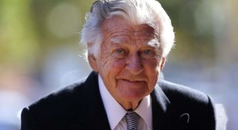 Death Of Bob Hawke Expected To Have Impact On Election Results