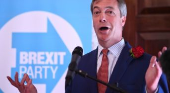 Nigel Farage Wins Big In Wales Elections With Brexit Party