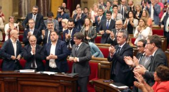 Jailed MPs Allowed To Enter Spain Parliament