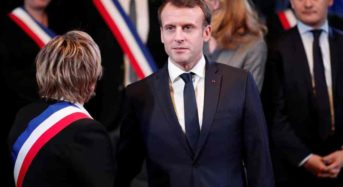 Ban Non-EU Countries From Defence Projects Says Emmanuel Macron