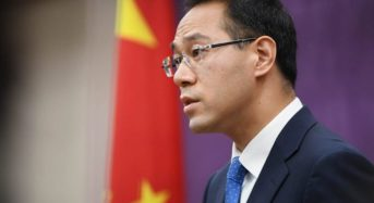 Chinese Commerce Ministry Says No Trade Negotiations With U.S.