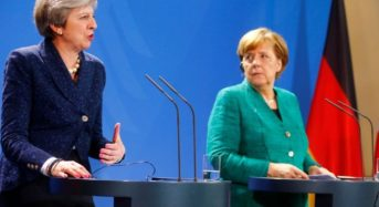 May's Brexit Vote Will Not Work Say German Politicians