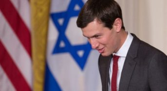 Jared Kushner Will Reach Israel To Solve Political Problems