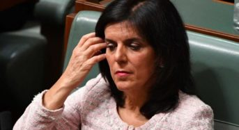 Julia Banks Condemns Haters And Former Party