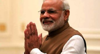 Narendra Modi Sworn In As Prime Minister Again