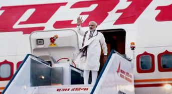 Narendra Modi To Make Official Visit To Kyrgyzstan And Osaka