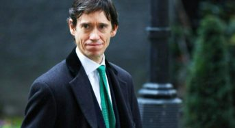 Rory Stewart Says Ready To Lead Conservative Party