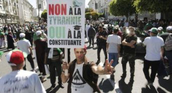 Constitutional council cancels Algerian July 4 presidential elections