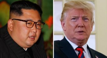 Kim writes to Trump showing interest for another round of talk