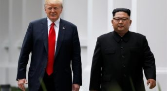 Kim's letter to Trump lacks substance on denuclearization