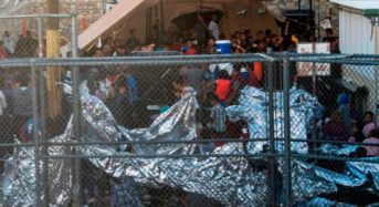 Overcrowded migrants facility in Texas may toss to violence